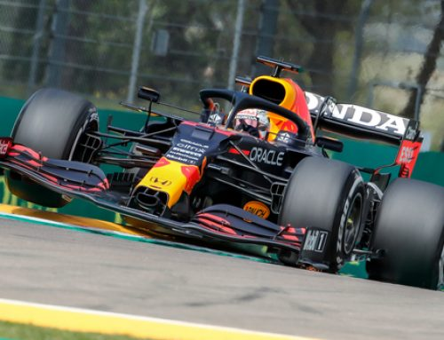 Victoria mexicana en el Gran Premio de Azerbaiyán