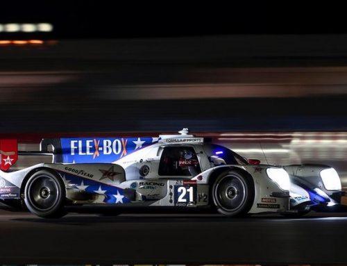 Agridulce participación de los colombianos en las 24 de Le Mans
